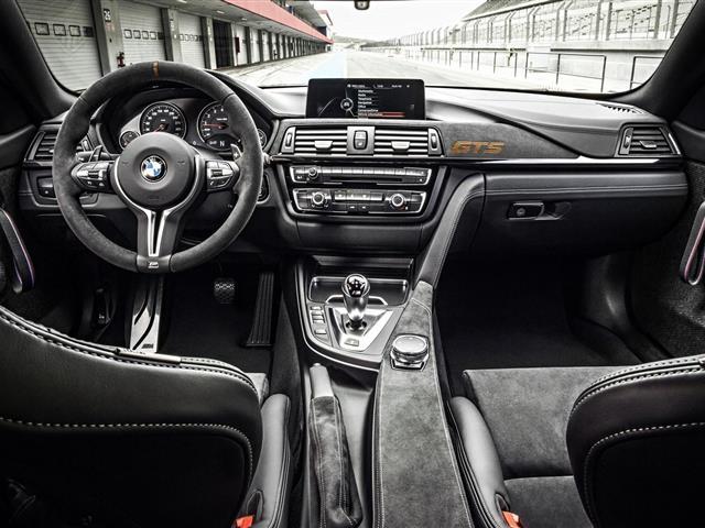 BMW M4 GTS: una M4 estrema