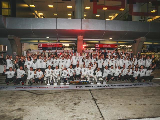 FIA WEC 2015: Porsche campione costruttori