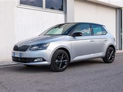SKODA FABIA 1.0 MPI 75 CV Twin Color Design Edition Nero