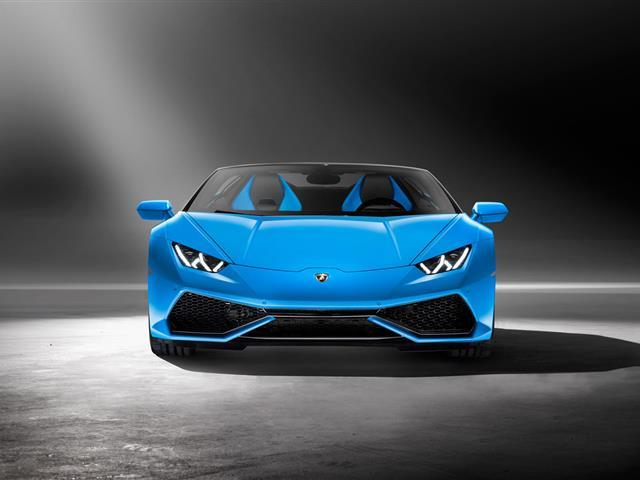 Lamborghini Huracán Spyder: la Lambo dei record