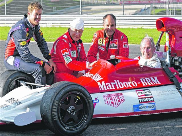 Circuito di Spielberg: Legends Race 2014