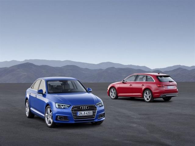 Nuove Audi A4 e A4 Avant: soluzioni avanzate