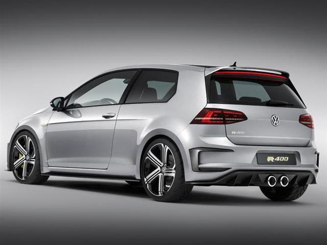 Volkswagen Golf R400: la più potente di sempre