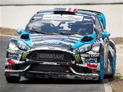 Global Rallycross: l'incidente di Ken Block