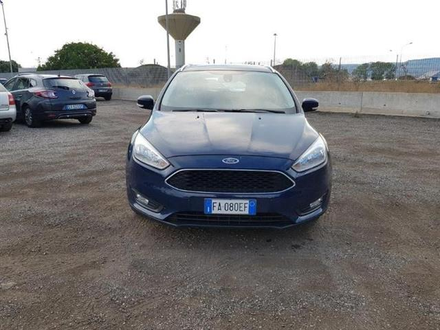 FORD FOCUS WAGON 1.5 TDCi 120cv S&S Business SW
