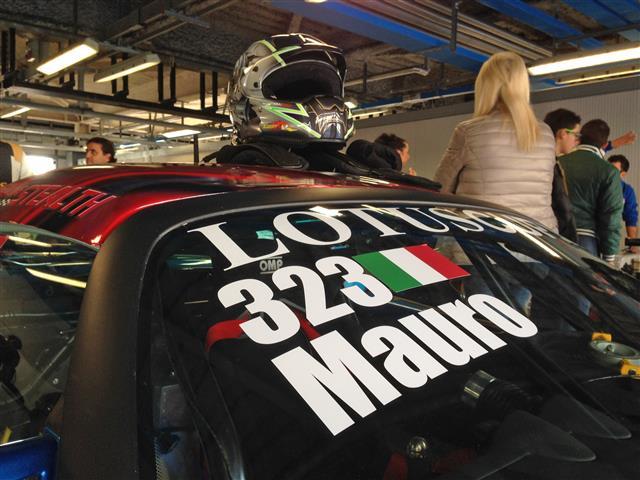 Una giornata ai box con i vincitori della Lotus Cup Italia 2015