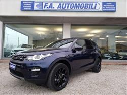 LAND ROVER DISCOVERY SPORT 2.0 TD4 150 CV HSE BLACK PACK AUTOMATICO