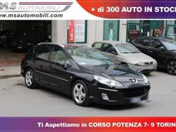 PEUGEOT 407 2.0 HDi SW Sport Pack Tecno Tetto Panoramico Navi