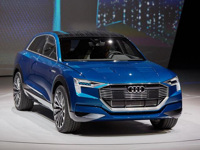 Audi E Tron Quattro Concept In Arrivo Nel 2018