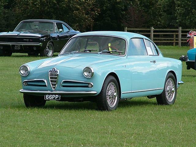 Alfa Romeo Giulietta festeggia 60 anni di storia