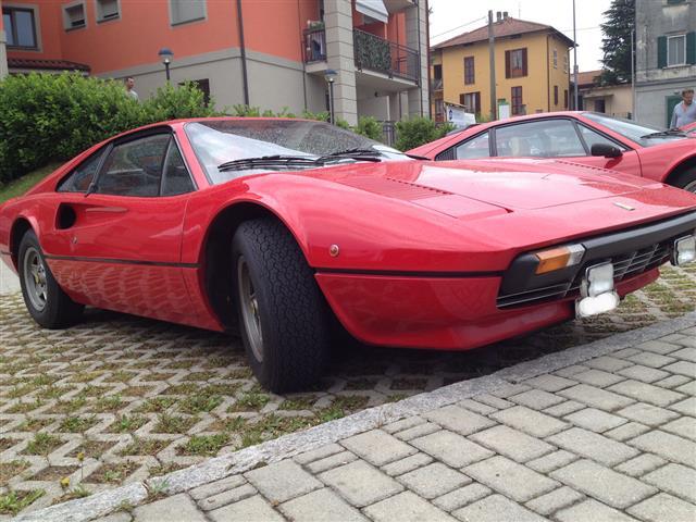 Raduno Ferrari - Scuderia Ferrari Club Erba