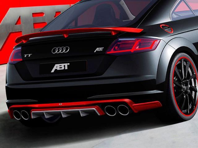 Audi TT by ABT Sportsline: un'auto innovativa