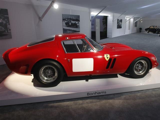 Ferrari 250 GTO Berlinetta 1962: la storia