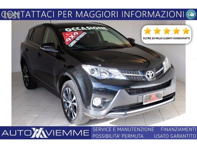TOYOTA RAV4 2.2 D-CAT 4WD lounge