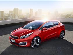 Kia Cee'd: la nuova versione restyling 2015