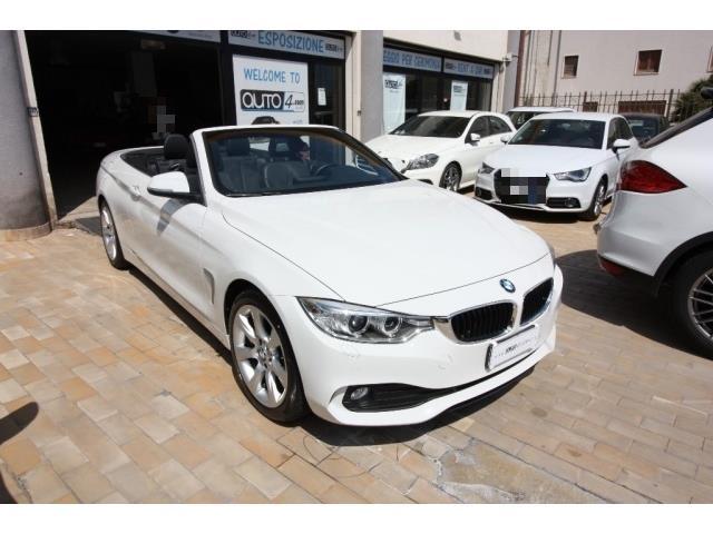 BMW SERIE 4 d Cabrio Luxury