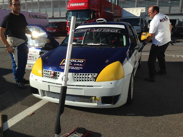 Time Attack 2015: ultimo round a Monza