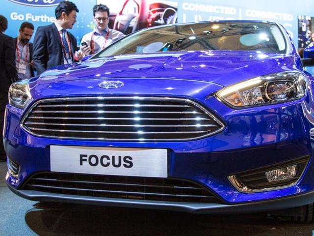 Ford Focus ST 2015 punta su un nuovo motore