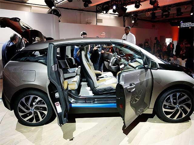BMW i3 principessa della mobilità sostenibile