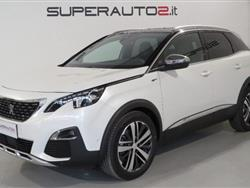 PEUGEOT 3008 BlueHDi 180 EAT8 S&S GT TETTO PANORAMICO