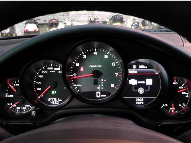 Porsche Hybrid Panamera SE