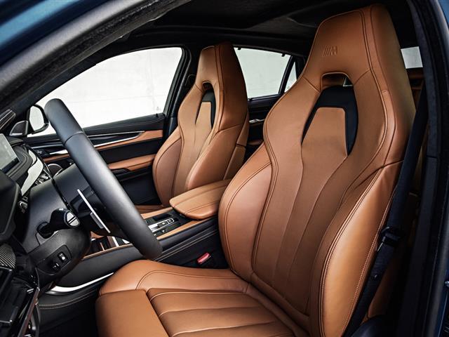 BMW X6 M e X5 M: tradizione e funzionalità