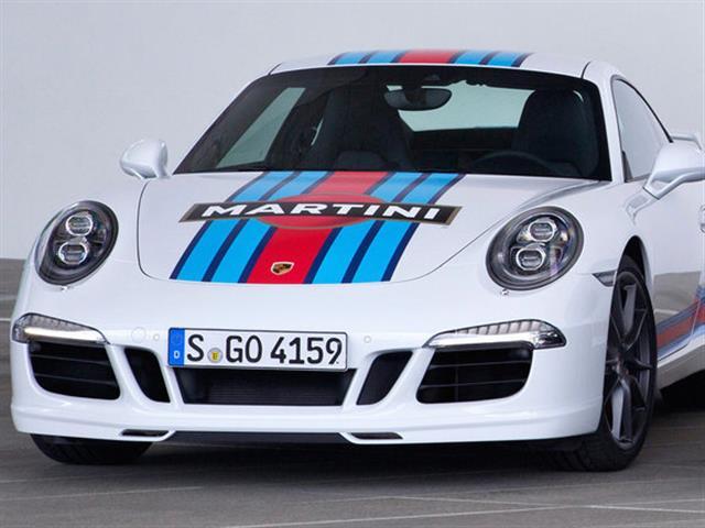 Porsche 911 alla 24 ore di Le Mans 2014
