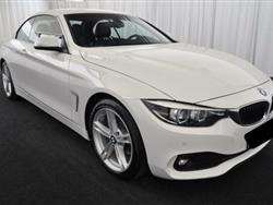BMW SERIE 4 d aut. Cabrio* Advantage*LED*NaviProf*