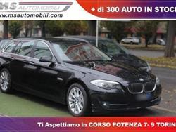BMW SERIE 5 Touring d Futura Navi Pelle Unicoproprietario
