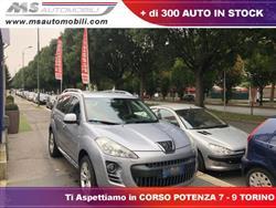 PEUGEOT 4007 2.2 HDi 156CV  7 Posti 4x4 Pelle Gancio Traino