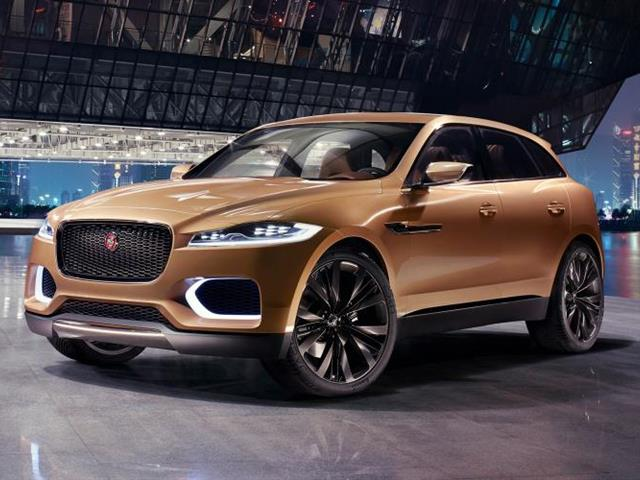 Jaguar F-Pace 2016: tecnologia derivata F-Type