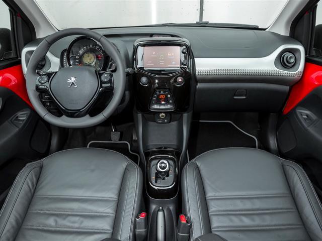 Peugeot 208, Citroen C1 e Toyota Aygo
