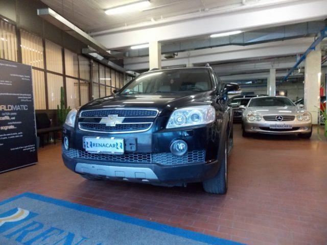 Chevrolet Captiva 20 Vcdi Ltx 7 Posti Station Wagon Usata Roma
