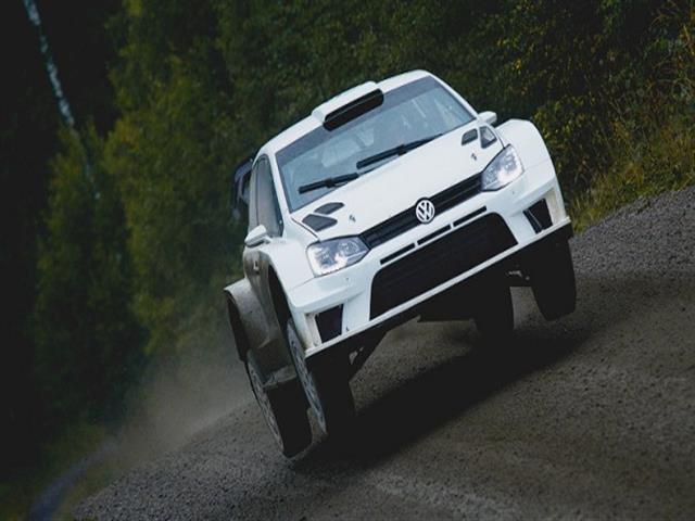ANTEPRIMA DELLA VOLKSWAGEN POLO R WRC 2017