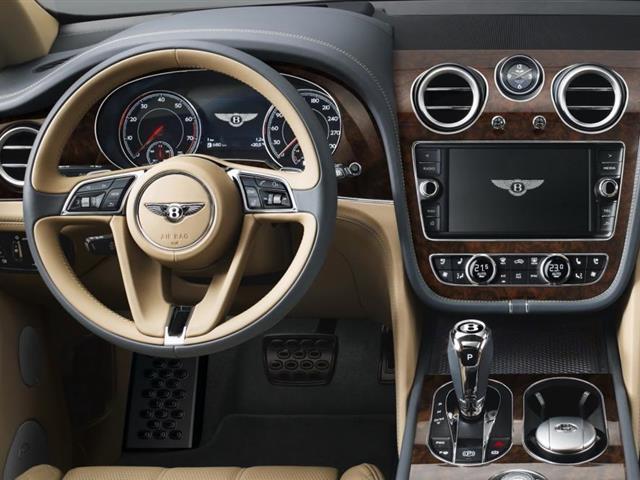 Bentley Bentayga: il british SUV esclusivo