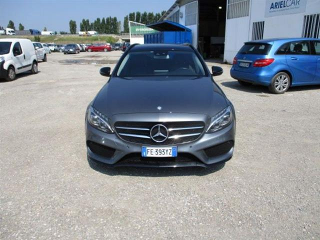 MERCEDES CLASSE C C 220 d 4Matic Premium Force Automatic WAGON