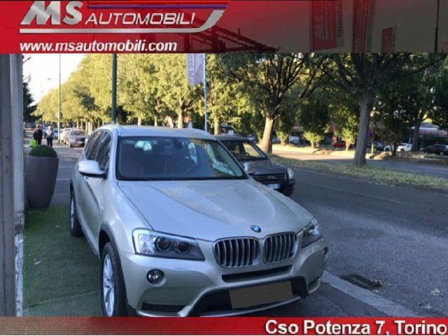 BMW X3 xDrive30dA Futura Pelle Navi Unicoproprietario