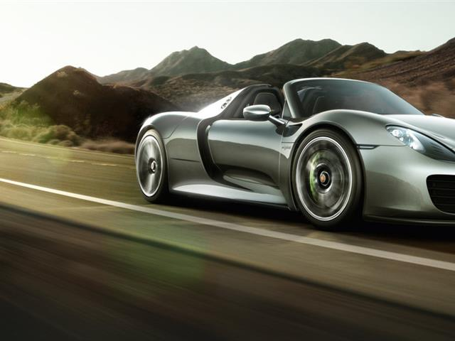 Porsche Missione E: da 0 a 100Km/h in 2,6 s